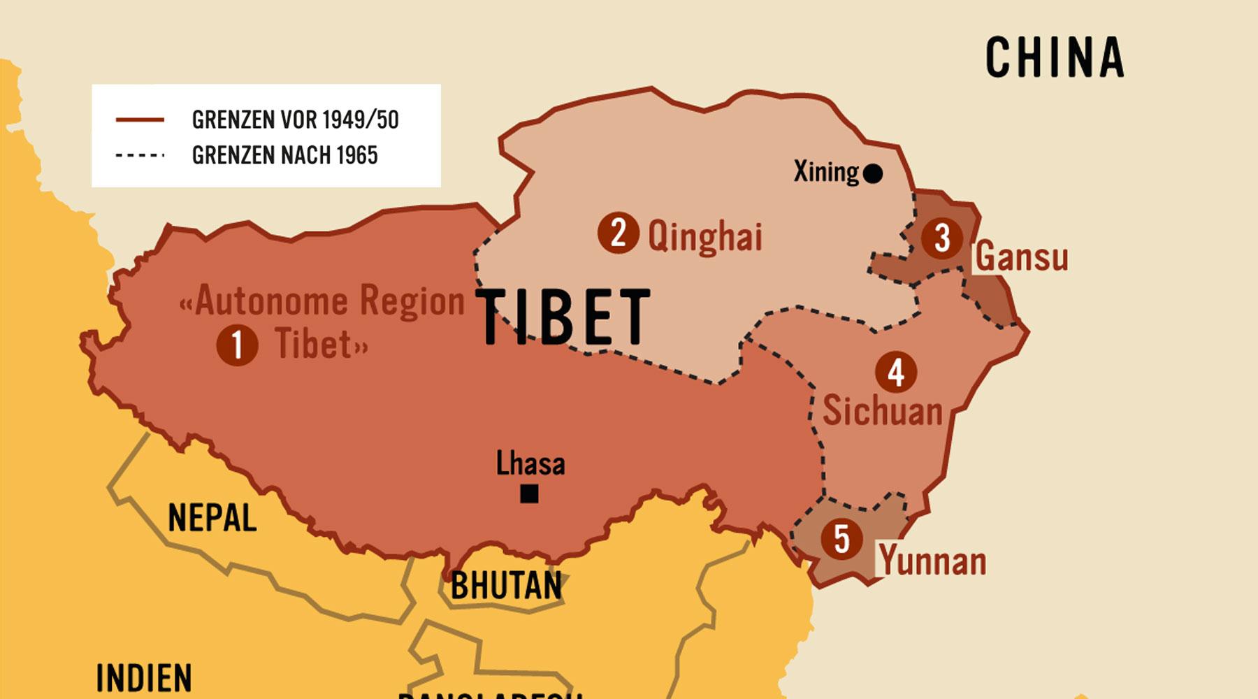 Geschichte Tibets