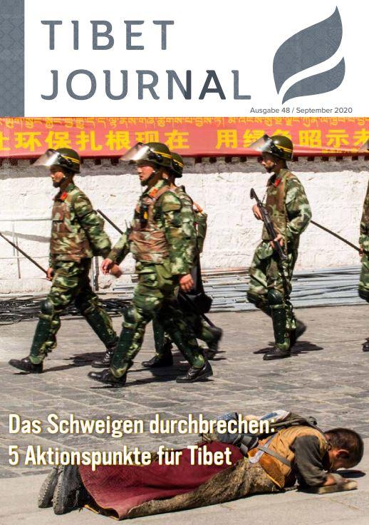 Tibet Journal 48 Sep 2020 Cover